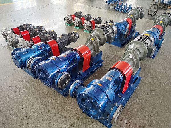 gear pump factory