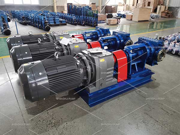 NYP high viscosity transfer pump