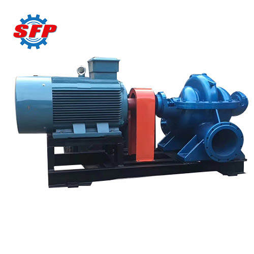 S-type single-stage double-suction centrifugal pump