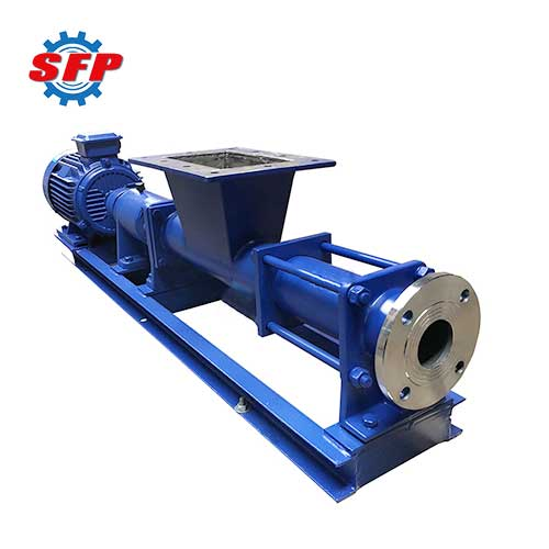 G-type hopper screw pump