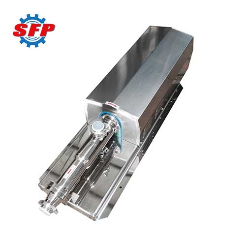 G-type sanitary screw pump