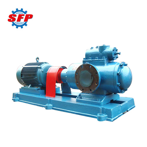 SN three-screw pump