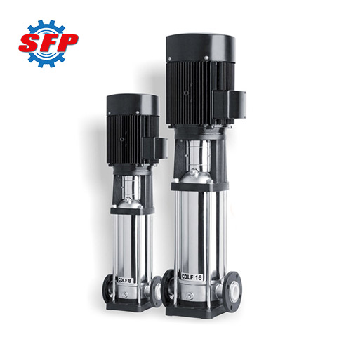 cdl multistage pump