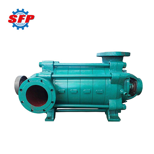 D type horizontal multistage centrifugal pump