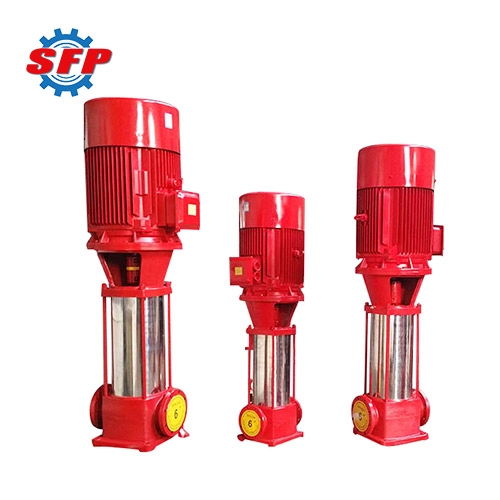 GDL stainless steel vertical multistage centrifugal pump